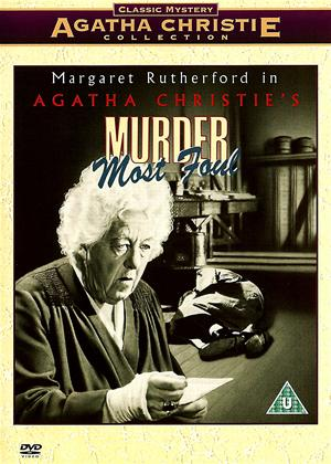 Miss Marple: Murder Most Foul Online DVD Rental