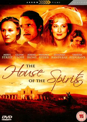 Rent The House of the Spirits Online DVD & Blu-ray Rental