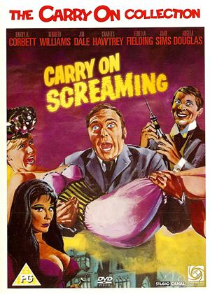Rent Carry on Screaming Online DVD Rental