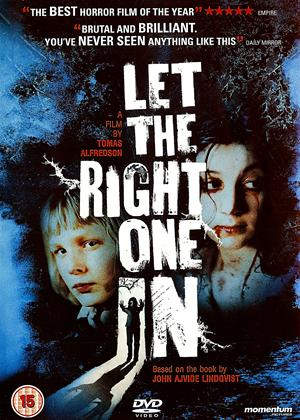 Let the Right One In Online DVD Rental
