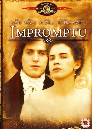 Rent Impromptu Online DVD & Blu-ray Rental