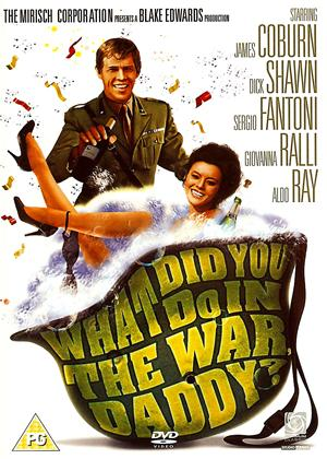 Rent What Did You Do in the War Daddy Online DVD Rental