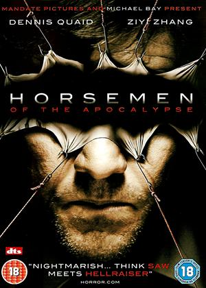 Horsemen of the Apocalypse Online DVD Rental