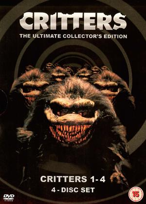 Rent Critters Online DVD Rental