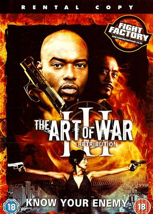 Rent The Art of War 3: Retribution Online DVD Rental