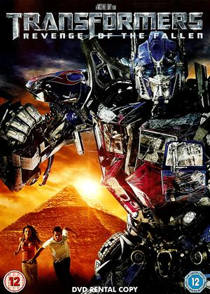 Transformers: Revenge of the Fallen Online DVD Rental