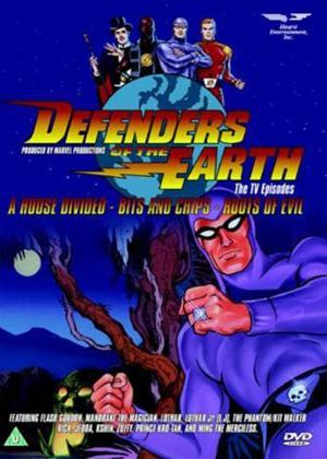 Rent Defenders of the Earth: Vol.2 Online DVD Rental