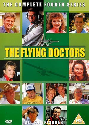 Rent The Flying Doctors: Series 4 Online DVD Rental