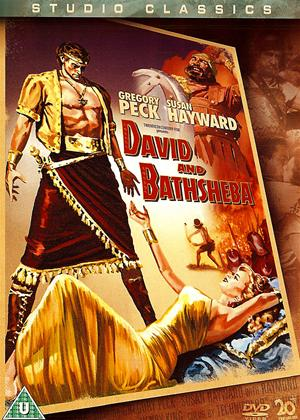 Rent David and Bathsheba Online DVD Rental