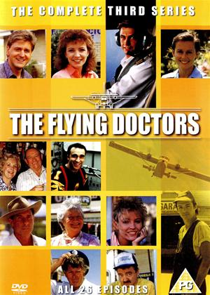 Rent The Flying Doctors: Series 3 Online DVD & Blu-ray Rental