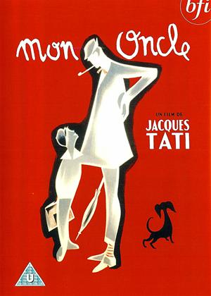 Rent My Uncle (aka Mon Oncle) Online DVD Rental