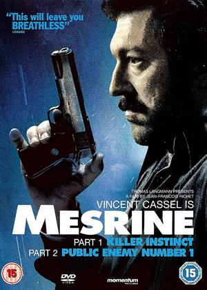 Mesrine: Killer instinct / Public Enemy Number 1 Online DVD Rental