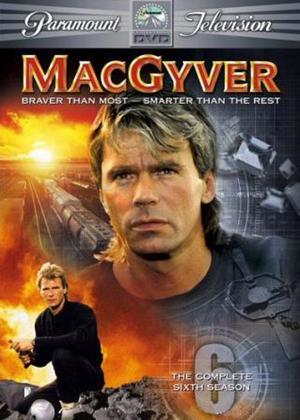 Rent MacGyver: Series 6 Online DVD Rental