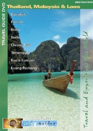 Rent Destination Thailand, Malaysia and Laos Online DVD Rental