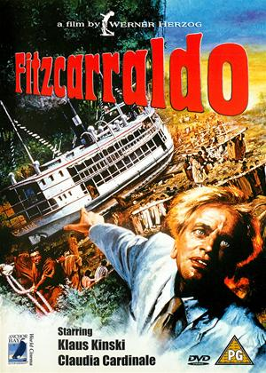 Rent Fitzcarraldo Online DVD & Blu-ray Rental