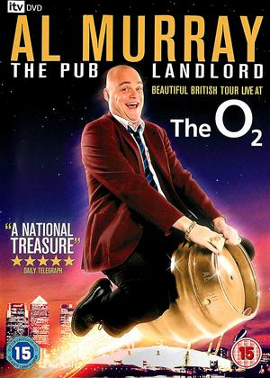 Rent Al Murray the Pub Landlord Beautiful British Tour: Live the O2 Arena Online DVD Rental