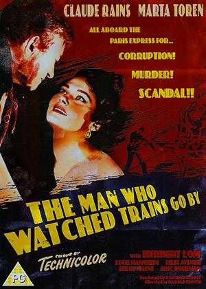 Rent The Man Who Watched Trains Go By (aka The Paris Express) Online DVD & Blu-ray Rental