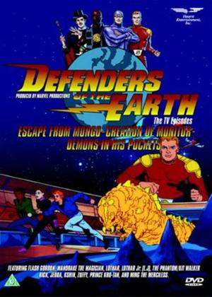 Rent Defenders of the Earth: Vol.1 Online DVD Rental