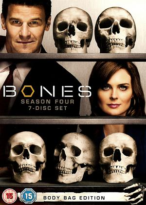 Rent Bones: Series 4 Online DVD Rental
