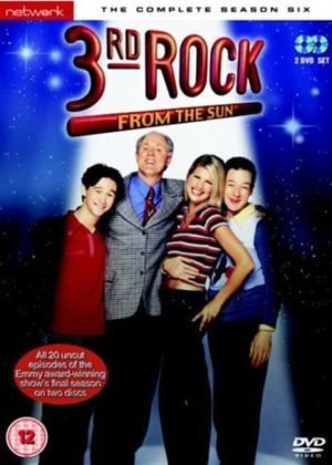 Rent Third Rock from the Sun: Series 6 Online DVD Rental
