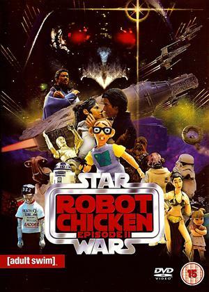 Rent Robot Chicken: Star Wars 2 Online DVD & Blu-ray Rental