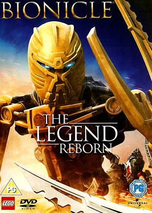 Rent Bionicle: The Legend Reborn Online DVD Rental