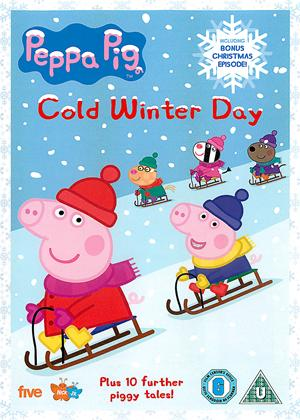 Rent Peppa Pig: Cold Winter Day Online DVD Rental