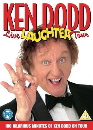 Rent Ken Dodd: Laughter Live Tour Online DVD Rental