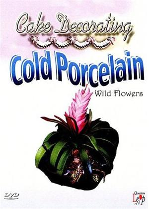 Rent Cake Decorating: Cold Porcelain Garden Flowers Online DVD Rental