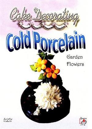 Rent Cake Decorating: Cold Porcelain Wild Flowers Online DVD Rental