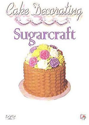 Rent Cake Decorating: Sugarcraft Online DVD Rental