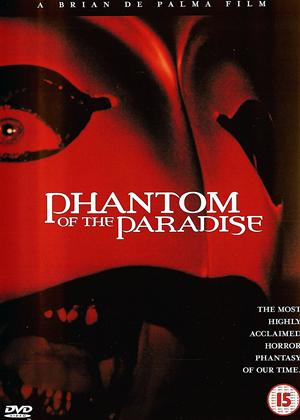 Phantom of the Paradise Online DVD Rental