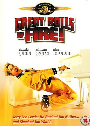 Rent Great Balls of Fire! Online DVD Rental