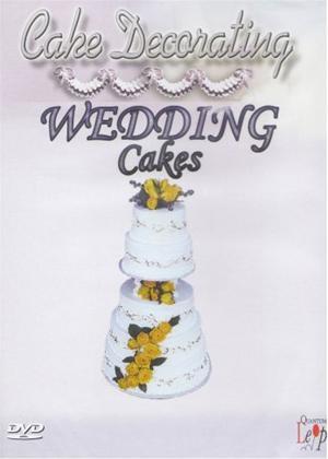Rent Cake Decorating: Wedding Cakes Online DVD Rental