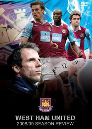 Rent West Ham 2008/2009 Season Review Online DVD Rental