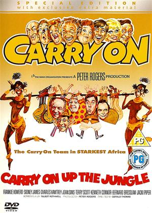 Rent Carry On: Carry on Up the Jungle Online DVD Rental
