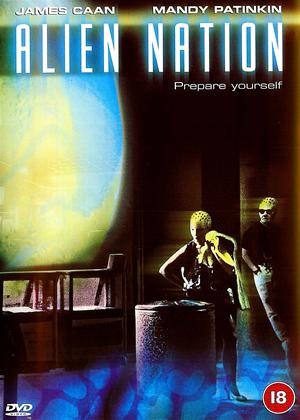 Rent Alien Nation Online DVD Rental