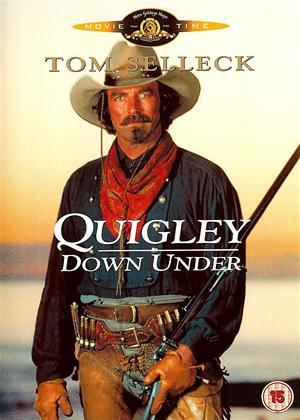 Rent Quigley Down Under Online DVD & Blu-ray Rental