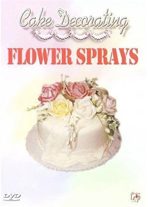 Rent Cake Decorating: Flower Sprays Online DVD Rental