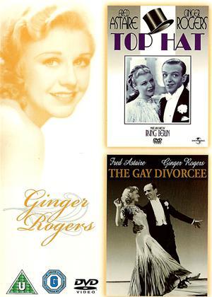 Rent The Gay Divorcee Online DVD Rental