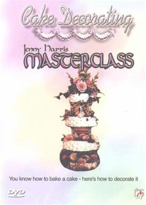 Rent Cake Decorating: Jenny Harris Masterclass Online DVD Rental