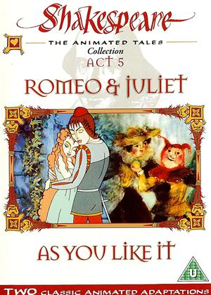 Rent Shakespeare: Act 5: Romeo and Juliet / As You Like It Online DVD Rental