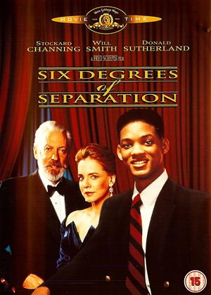 Rent Six Degrees of Separation Online DVD Rental