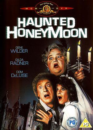 Rent Haunted Honeymoon Online DVD Rental