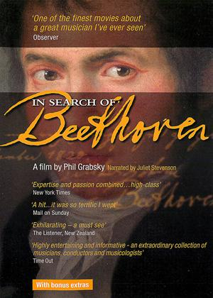In Search of Beethoven Online DVD Rental