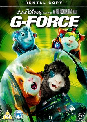 G-Force Online DVD Rental