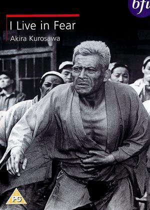 Rent I Live in Fear (aka Ikimono no kiroku) Online DVD Rental