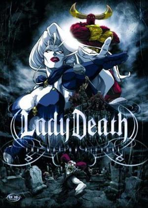 Rent Lady Death: Vol.1 Online DVD Rental