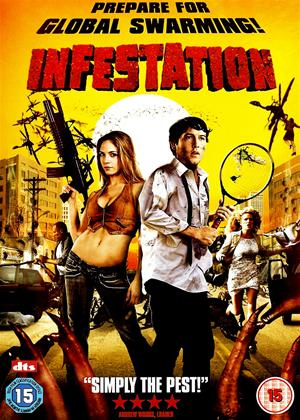 Rent Infestation Online DVD Rental