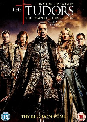 Rent The Tudors: Series 3 Online DVD Rental